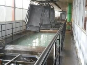三轮车电泳生产线实例